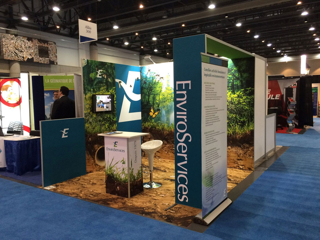 Exhibit Booth Ideas - Trade Show Booth Design Ideas